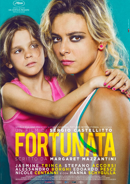 FORTUNATA in contemporanea con il festival di cannes